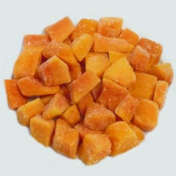 Fruta ultracongelada papaya - Arotz Food