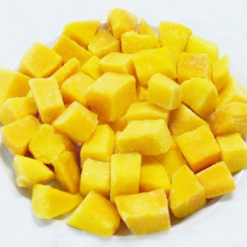 Fruta ultracongelada - mango