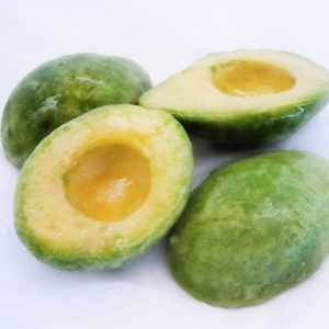 Frutas Ultracongeladas - Aguacate