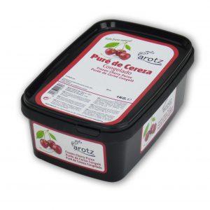 Puré de frutas congeladas - Cereza