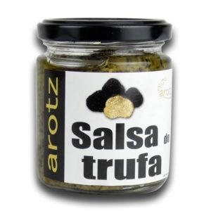 6310 SALSA DE TRUFAS AROTZ 200 GRAMOS