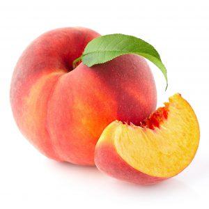 pures de frutas con hueso y pepitas