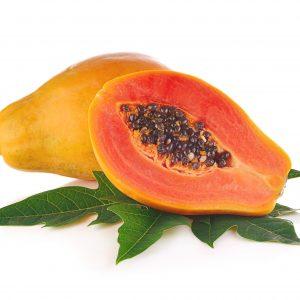 pures de frutas tropicales