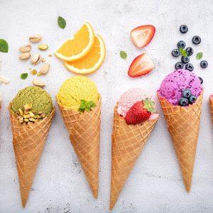 Frutas Ultracongeladas - Heladerías Sabores
