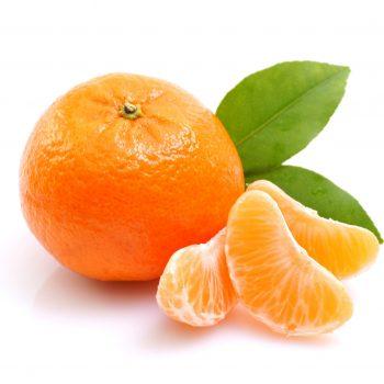 Puré de fruta congelado Mandarina